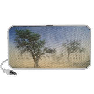 Sandstorm In Kalahari Desert, Kgalagadi iPod Speakers