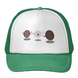 Sandwich Cookie Hugs, that loving filling. Trucker Hat