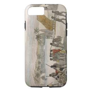 Sandwich Islands - a Westerner negotiating for sto iPhone 8/7 Case
