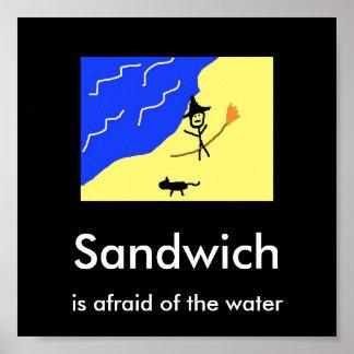 sandwich print