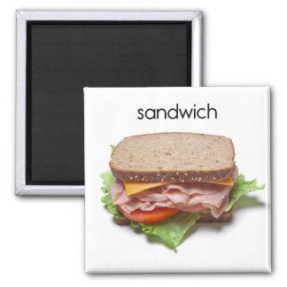 Sandwich Refrigerator Magnet