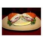 Sandwich Smile Business Cards