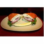 Sandwich Smile Photo Sculptures