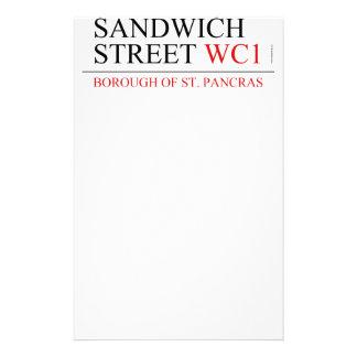 Sandwich Street Stationery