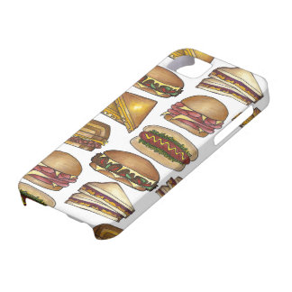 Sandwiches Smartphone Case iPhone 5 Cases