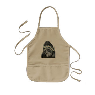 Sandy Baby Kids Apron