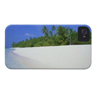 Sandy Beach 11 iPhone 4 Cases