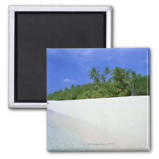 Sandy Beach 11 Magnet