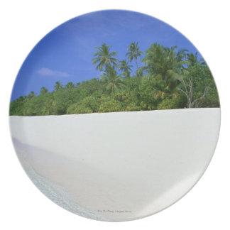 Sandy Beach 11 Plate