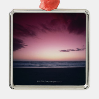 Sandy Beach 2 Christmas Ornament