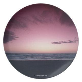Sandy Beach 2 Plate