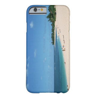Sandy Beach 3 Barely There iPhone 6 Case