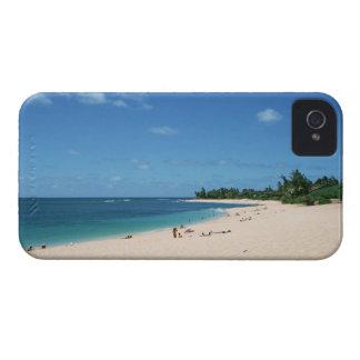 Sandy Beach 3 iPhone 4 Cover