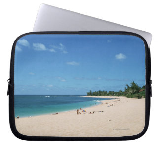 Sandy Beach 3 Laptop Sleeve