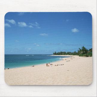 Sandy Beach 3 Mouse Pad