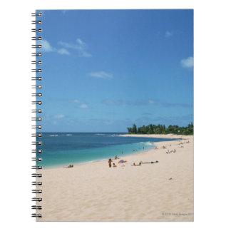 Sandy Beach 3 Notebook