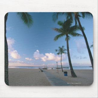 Sandy Beach 4 Mouse Pad