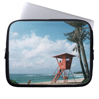 Sandy Beach 5 Laptop Sleeves