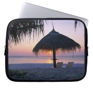 Sandy Beach 6 Laptop Sleeve