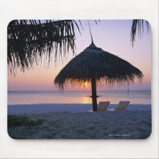 Sandy Beach 6 Mouse Pad