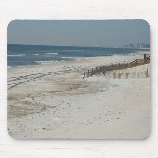 Sandy Beach Mouse Pad