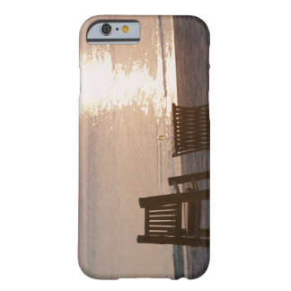 Sandy Beach of Sunset 2 Barely There iPhone 6 Case