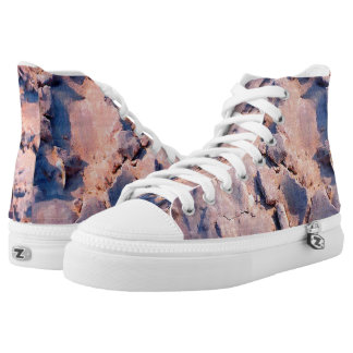 Sandy Beach Printed Shoes