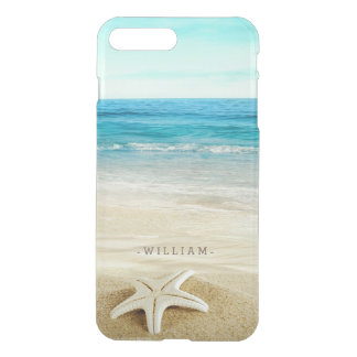 Sandy Beach Starfish iPhone 8 Plus/7 Plus Case
