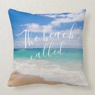 Sandy Beach Theme | The Beach Called Cushion