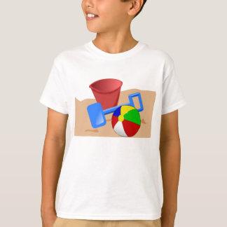 Sandy Beaches - Boy T-Shirt