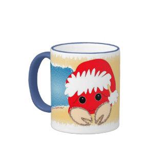 Sandy Claws Mugs