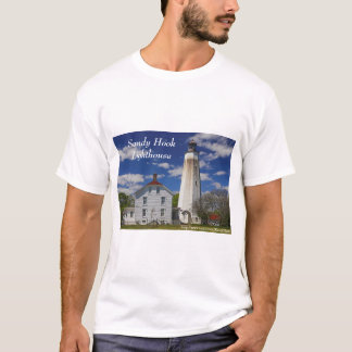 Sandy Hook Lighthouse T-Shirt