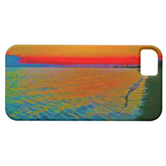 """'Sandy Hook Sunset10"""" Iphone case iPhone 5 Cases"""