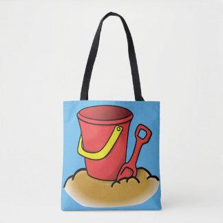 Sandy Memories Tote Bag