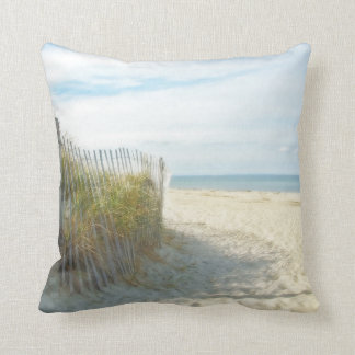 Sandy Neck Beach, Cape Cod Cushion