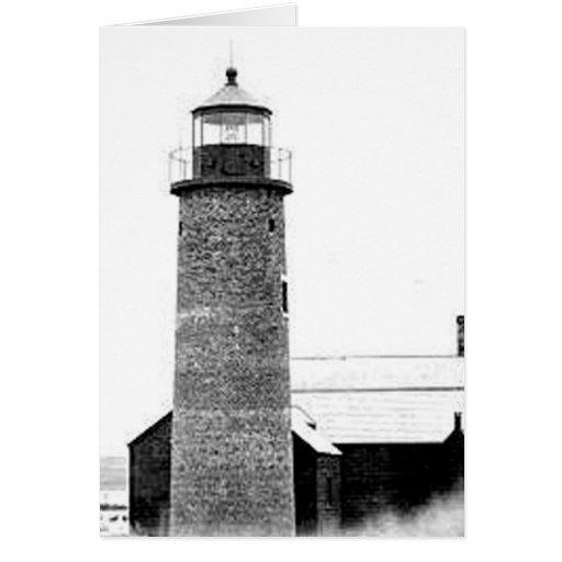 Sandy Neck Lighthouse Card