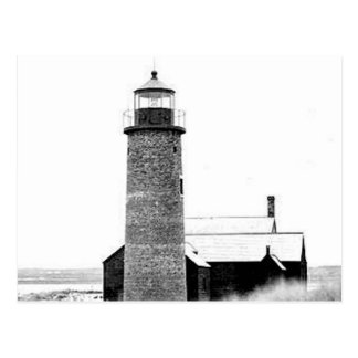 Sandy Neck Lighthouse Postcard