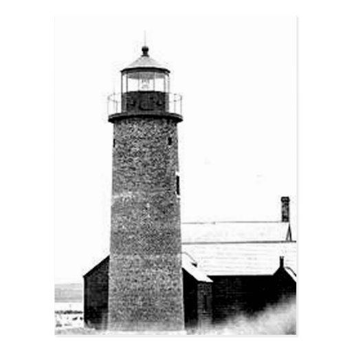 Sandy Neck Lighthouse Post Card