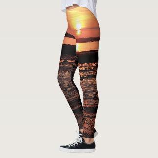 Sandy Sunrise Leggings