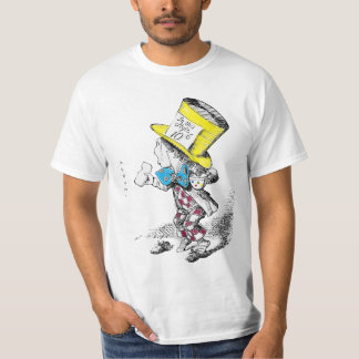 Sane Mad Hatter Tea Party T-Shirt