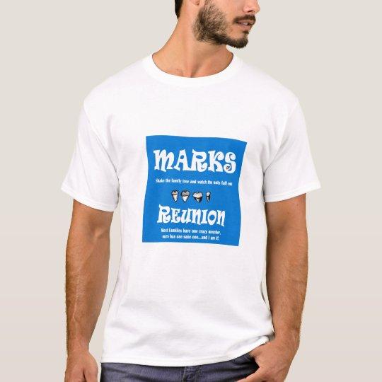 Sane One Marks Reunion Tee, Men's T-Shirt