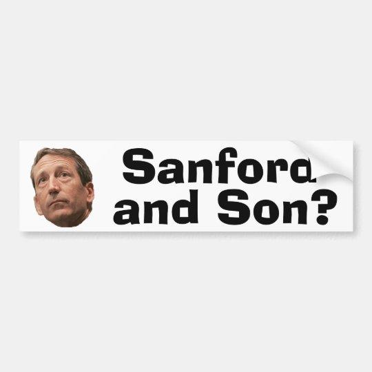 Sanford and Son? Bumper Sticker