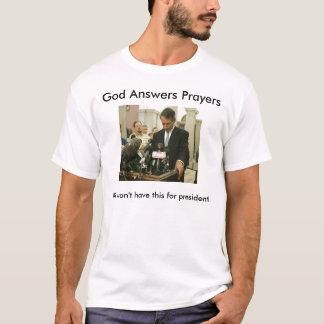 sanford, God Answers Prayers, We won't have thi... T-Shirt