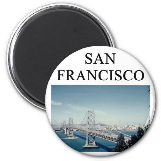 SANFRANCISCO california Magnet