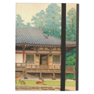 Sangatsu-Do Temple Mori Masamoto  ukiyo-e Case For iPad Air