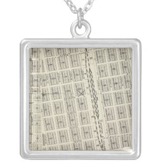 Sanger, California 2 Silver Plated Necklace