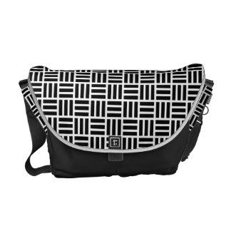 Sangikuzushi Japanese Pattern Messenger Bag