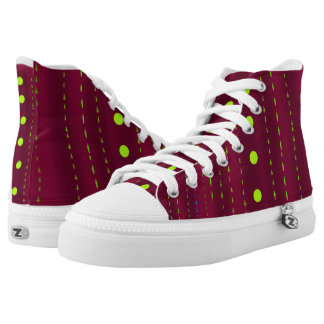 Sangria High Tops