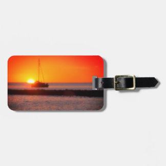 """SANGRIA LUGGAGE SUPPORTER "" LUGGAGE TAG"