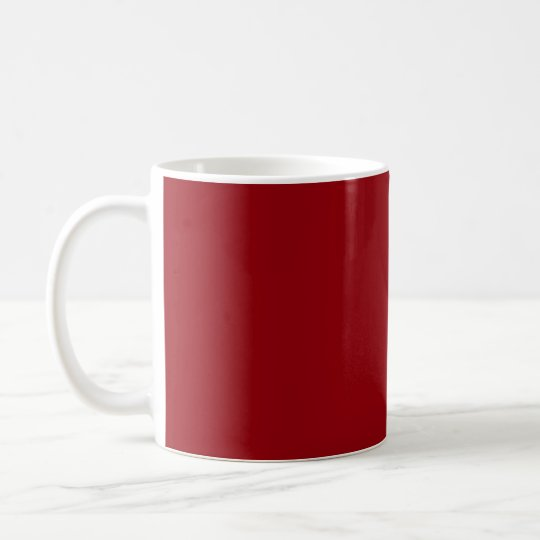 Sangria Premium Colour Matching Coffee Mug